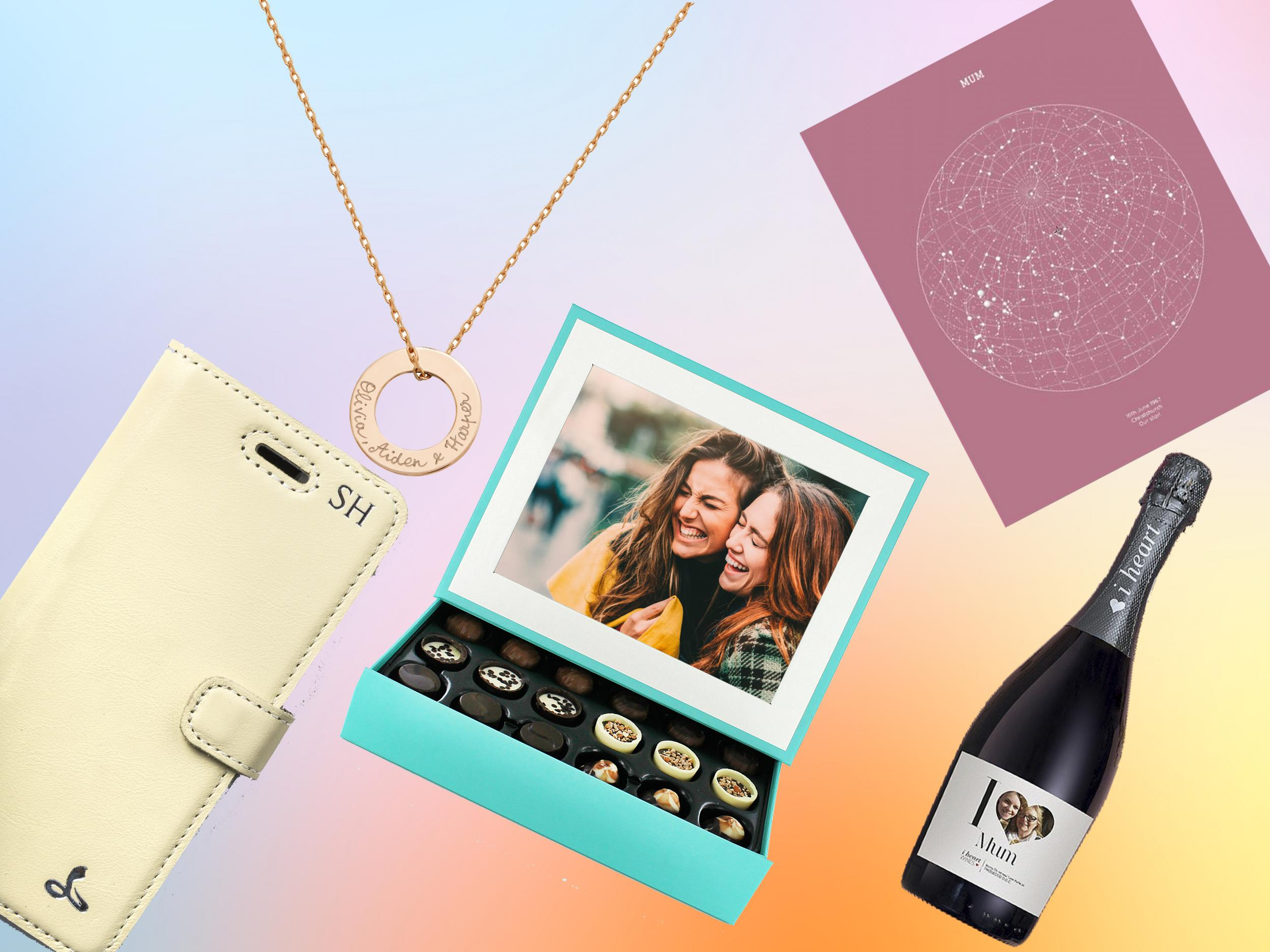 Mothers Day 15 Best Personalised Gift Ideas To Show Her You Really Care
