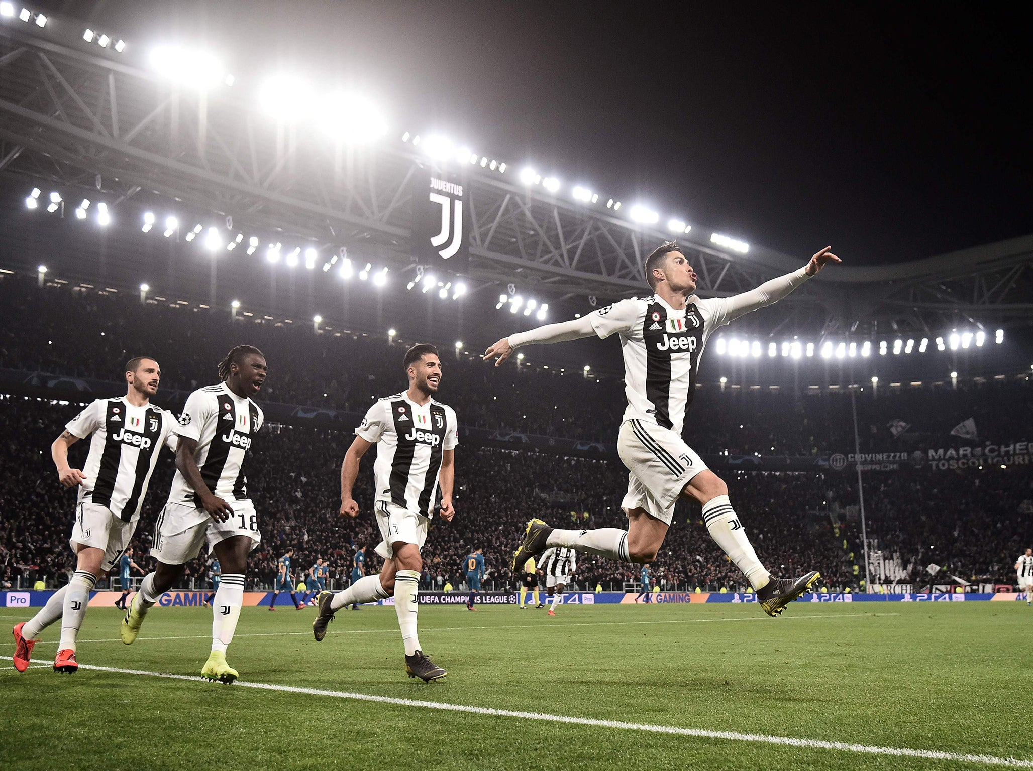 Champions League power rankings: Liverpool and Juventus rise with Manchester United reinvigorated under Ole Gunnar Solskjaer