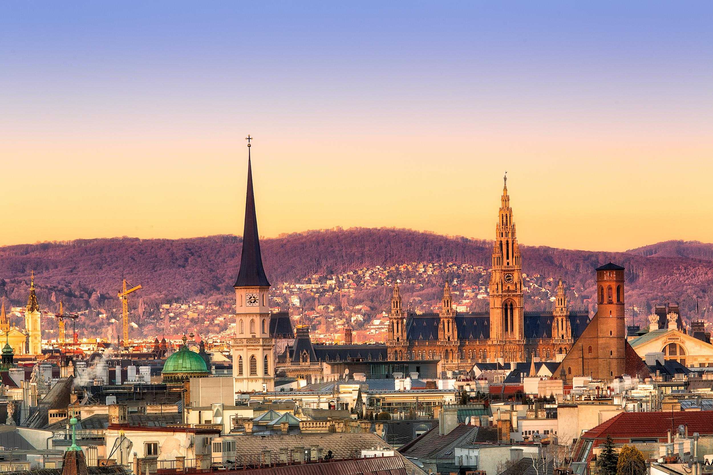 Vienna ranked best city in the world to live in for 10th year running