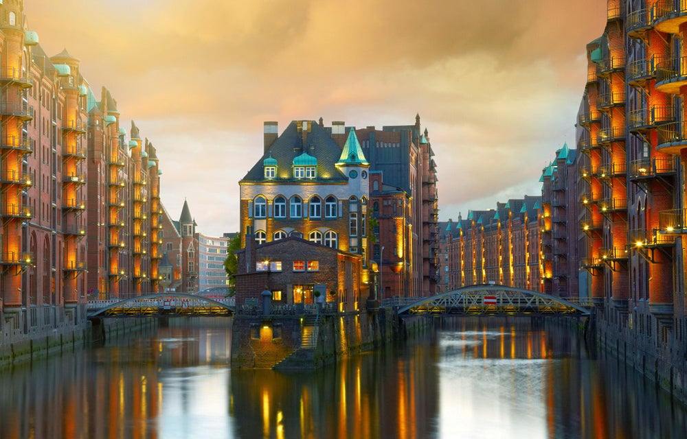 20. Hamburg, Germany