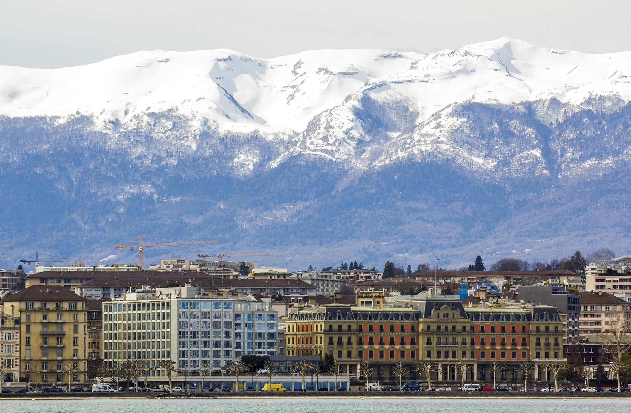 9. Geneva, Switzerland