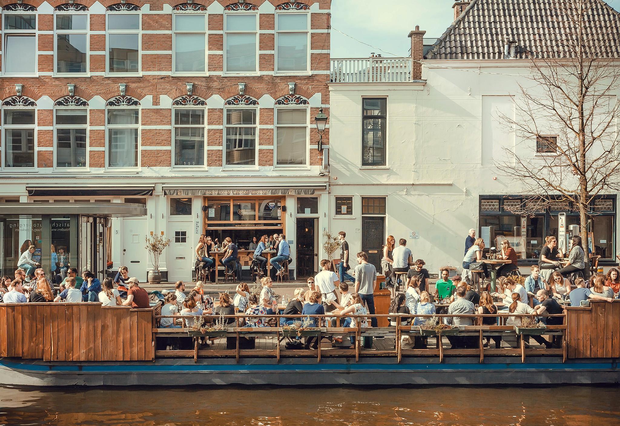 12. Amsterdam, Netherlands