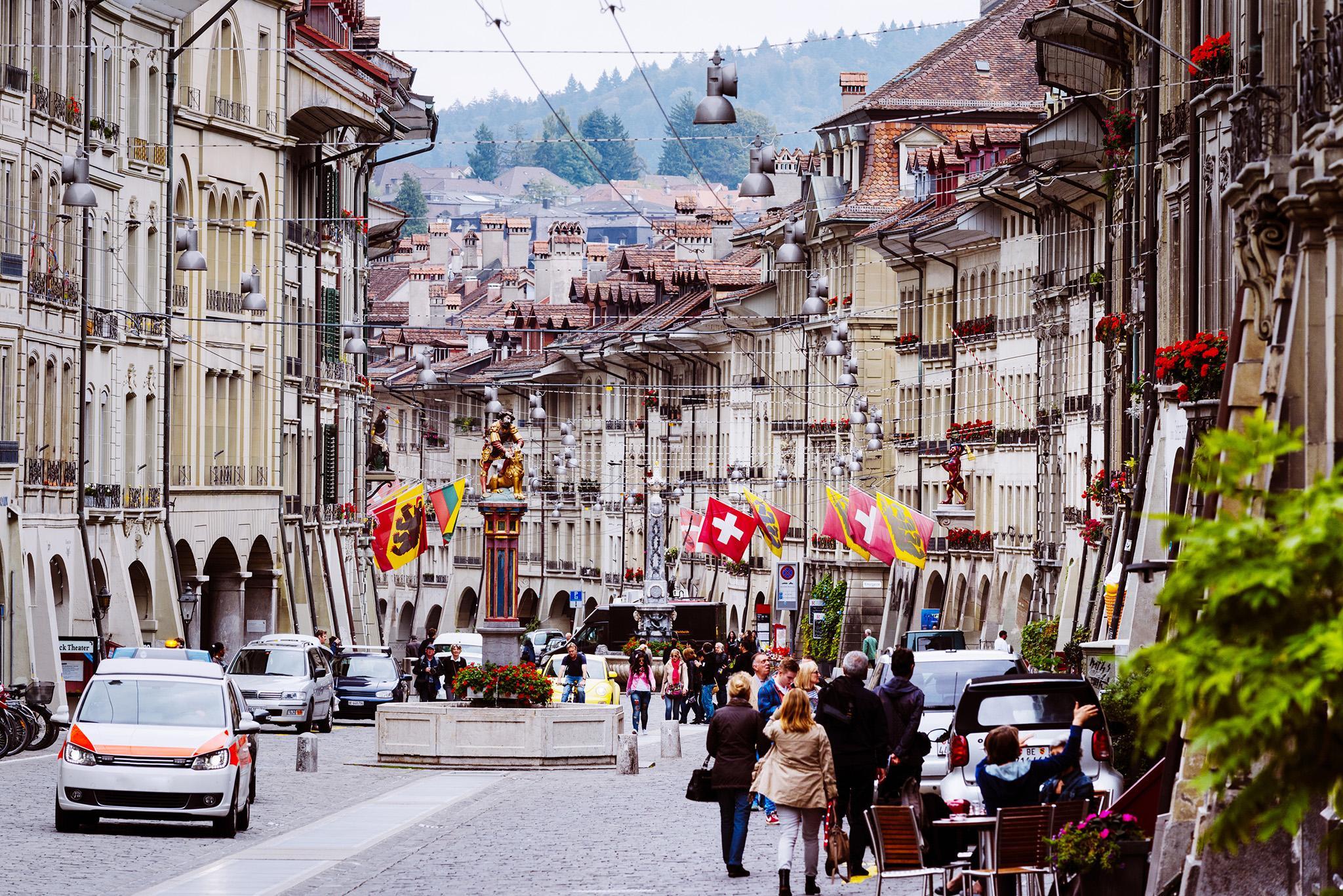 14. Bern, Switzerland