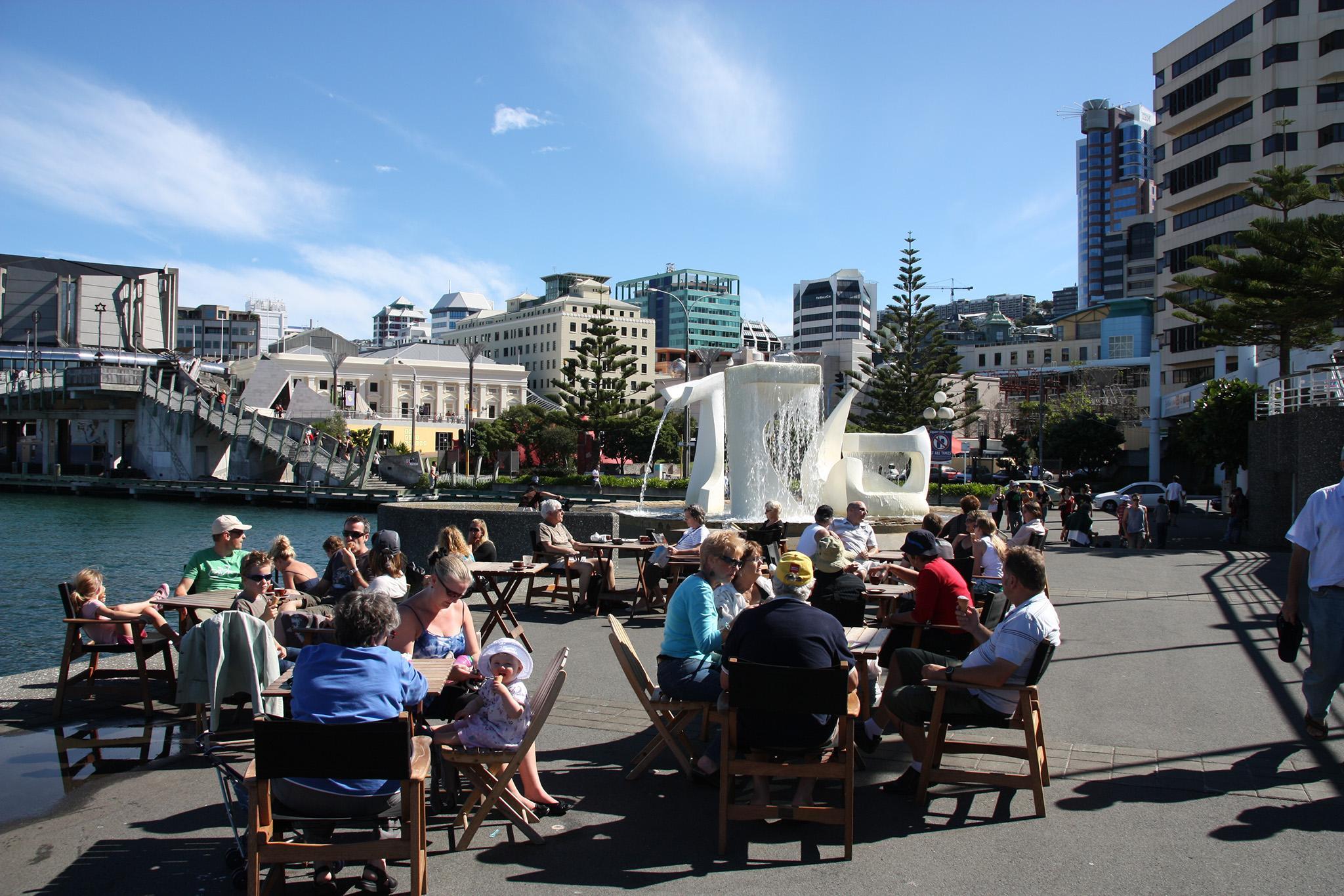 15. Wellington, New Zealand