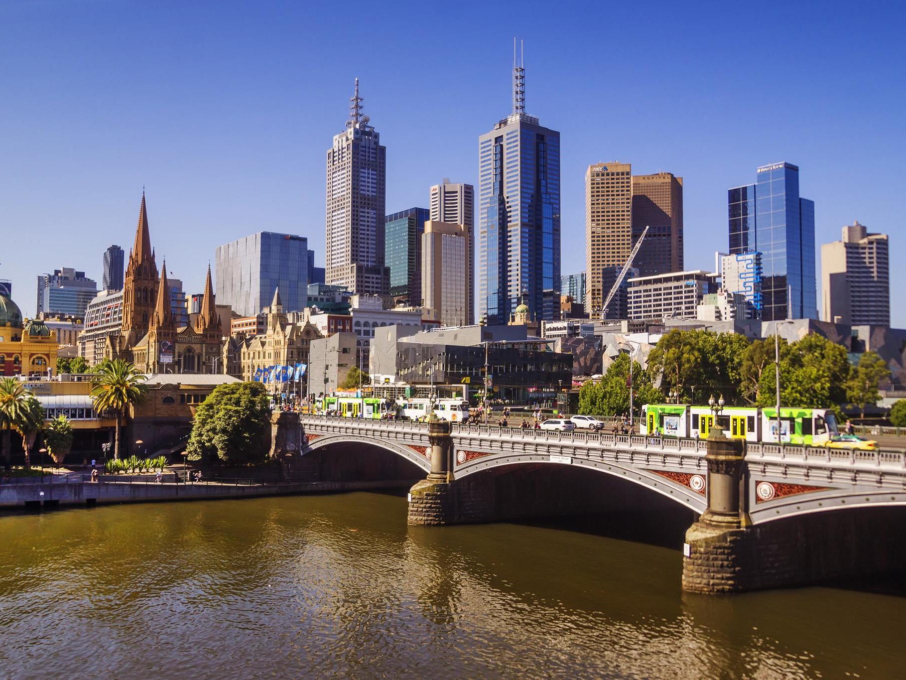 17. Melbourne, Australia