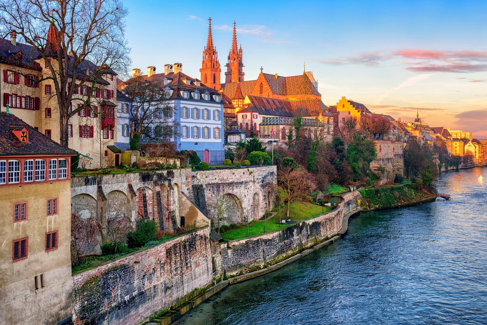 10. Basel, Switzerland
