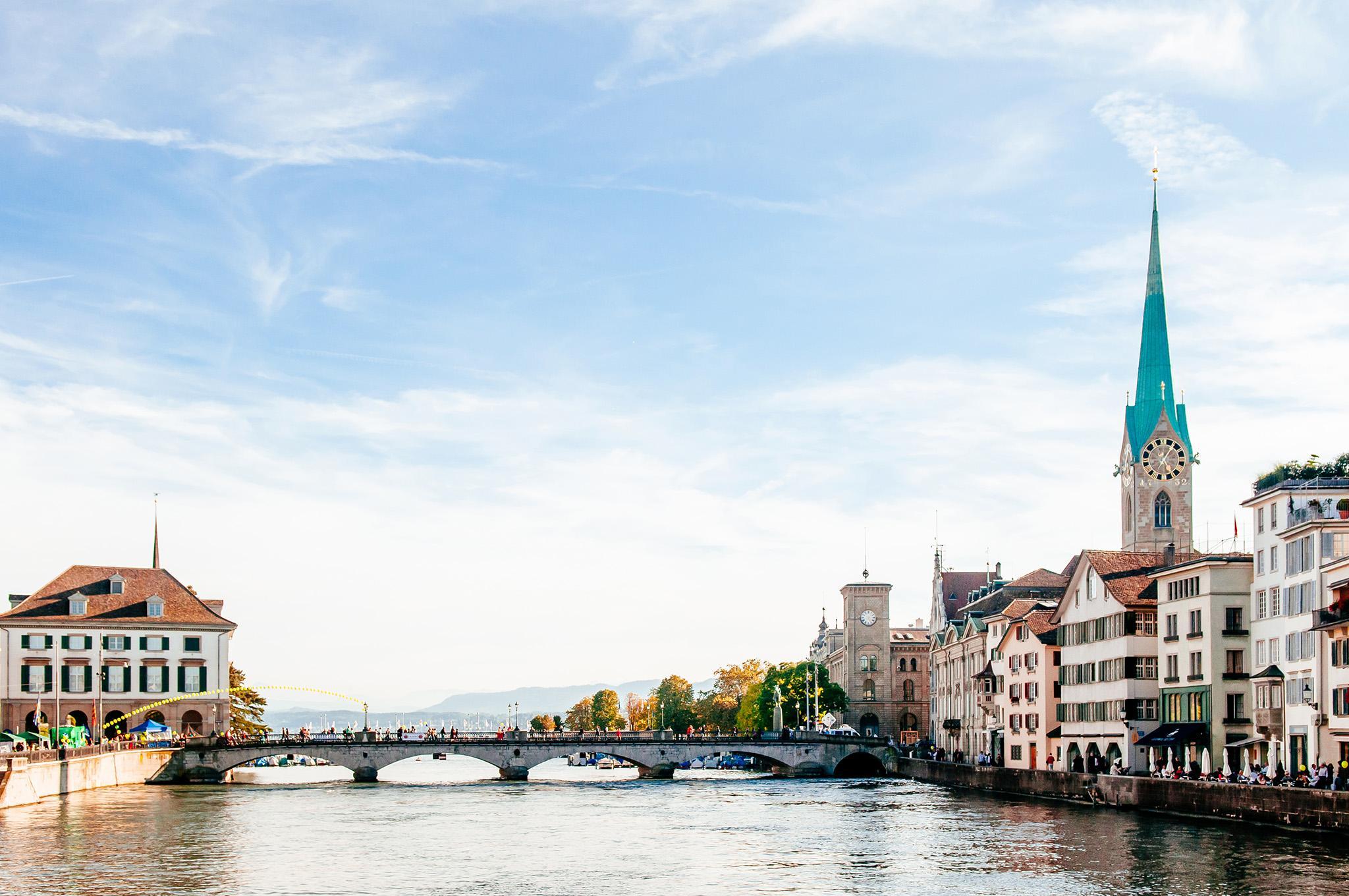 2. Zurich, Switzerland