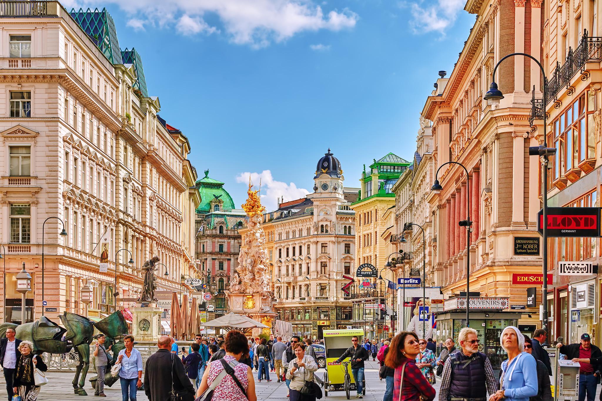 1. Vienna, Austria