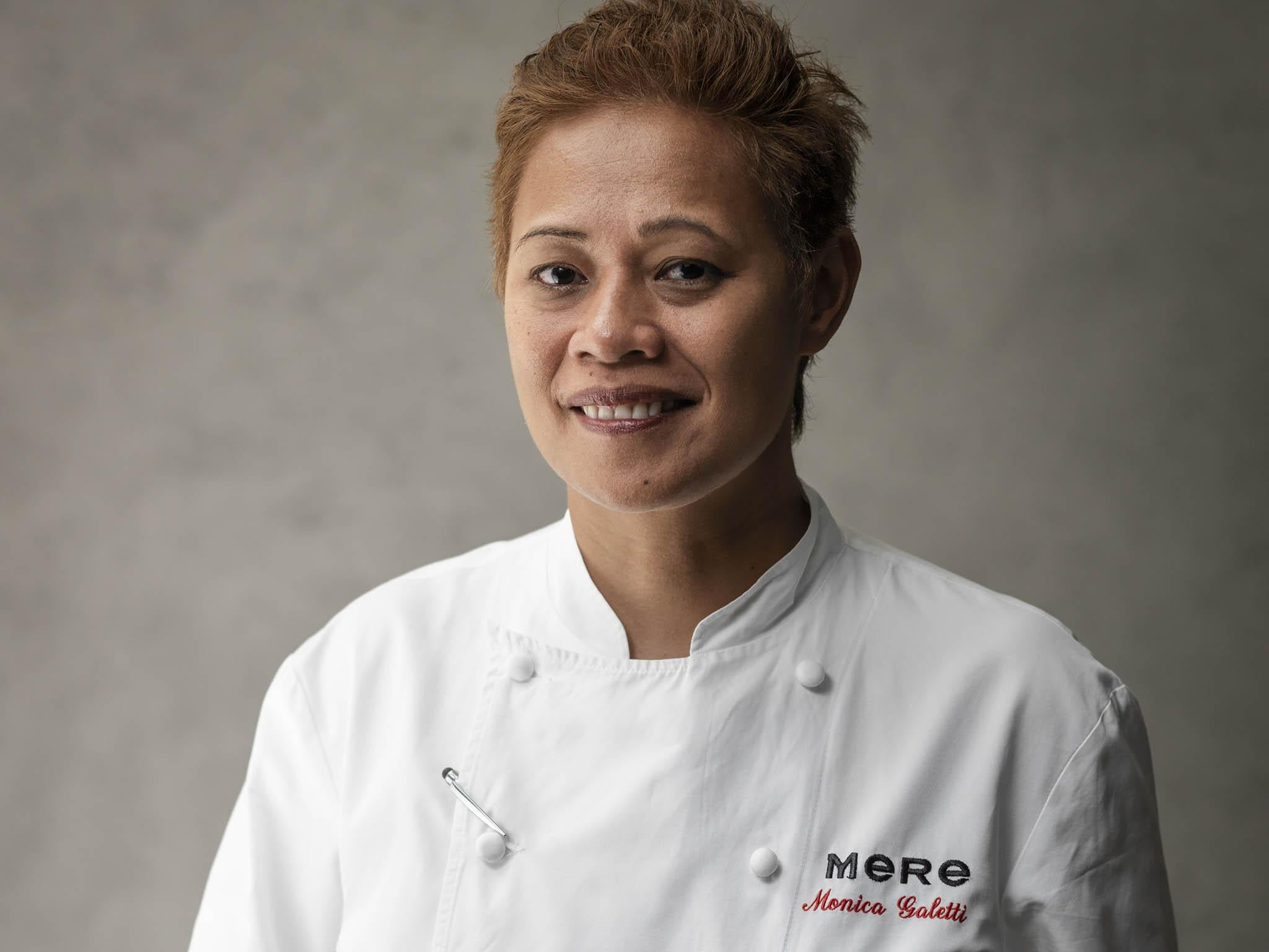 Chef Monica Galetti on working with her husband, getting to the top and judging MasterChef 1