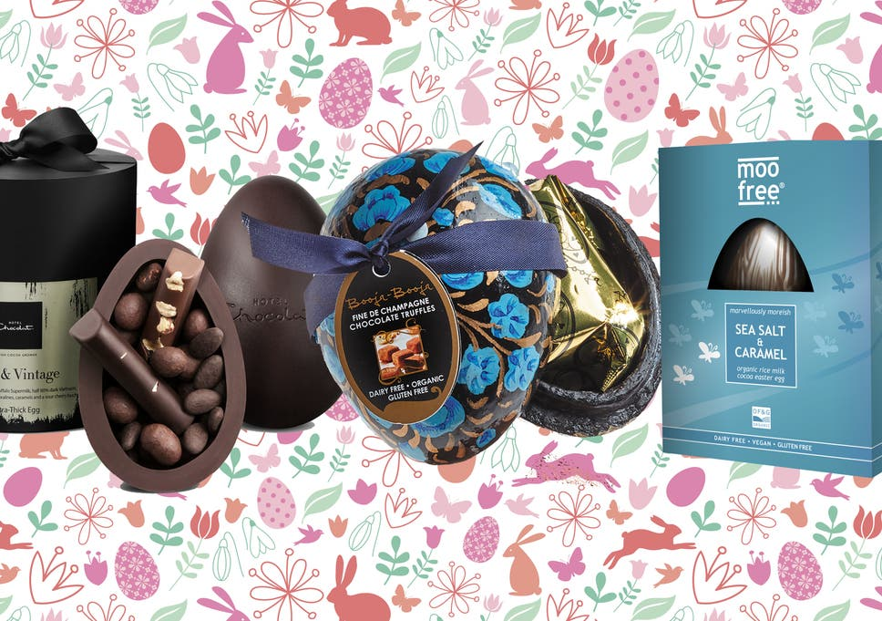 12 Best Vegan And Dairy Free Easter Eggs The Independent