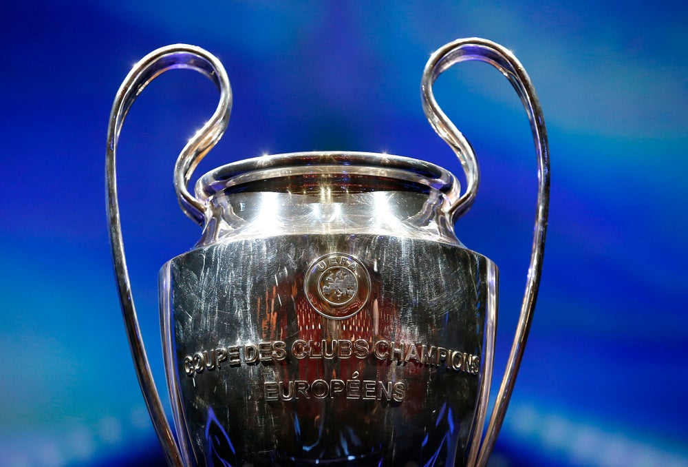Ranked and rated: Champions League contenders