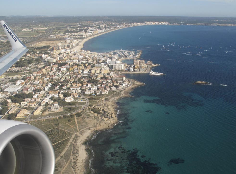 Flying to Mallorca after a no-deal Brexit would be more complicated