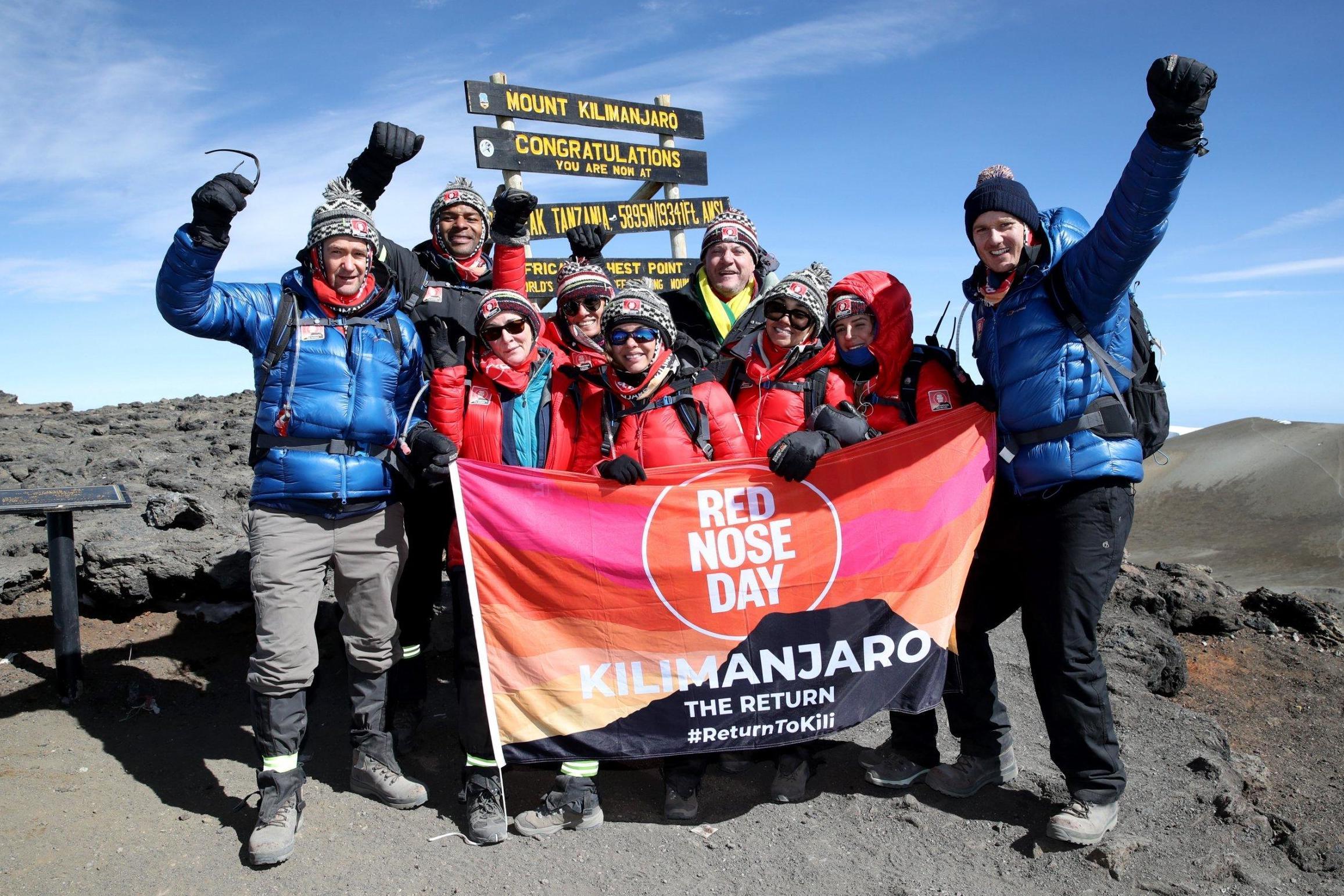 Kilimanjaro, The Bigger Red Nose Climb review: Charity trek