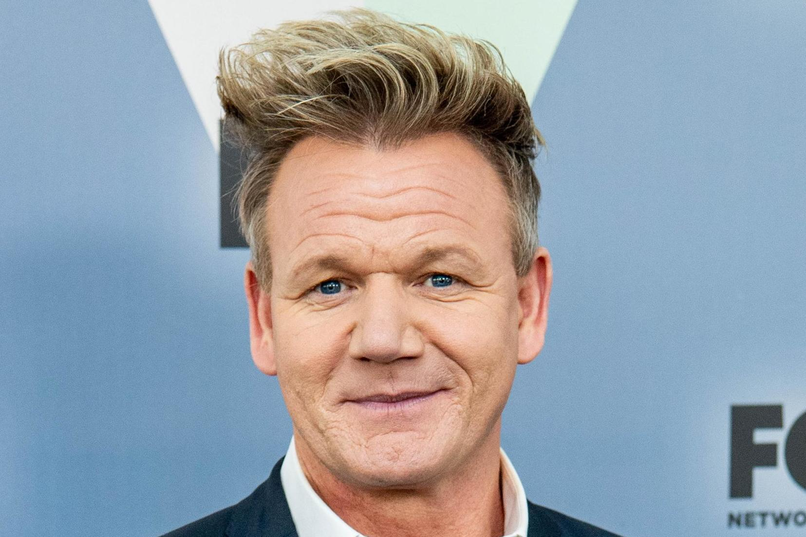 Gordon Ramsay tells Piers Morgan to go f*** himself after veganism criticism 1