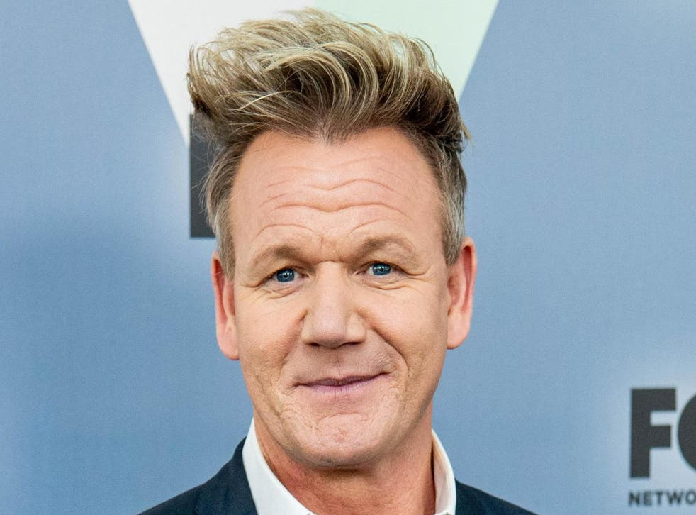 Gordon Ramsay describes his new restaurant Lucky Cat as 'an authentic Asian eating house'