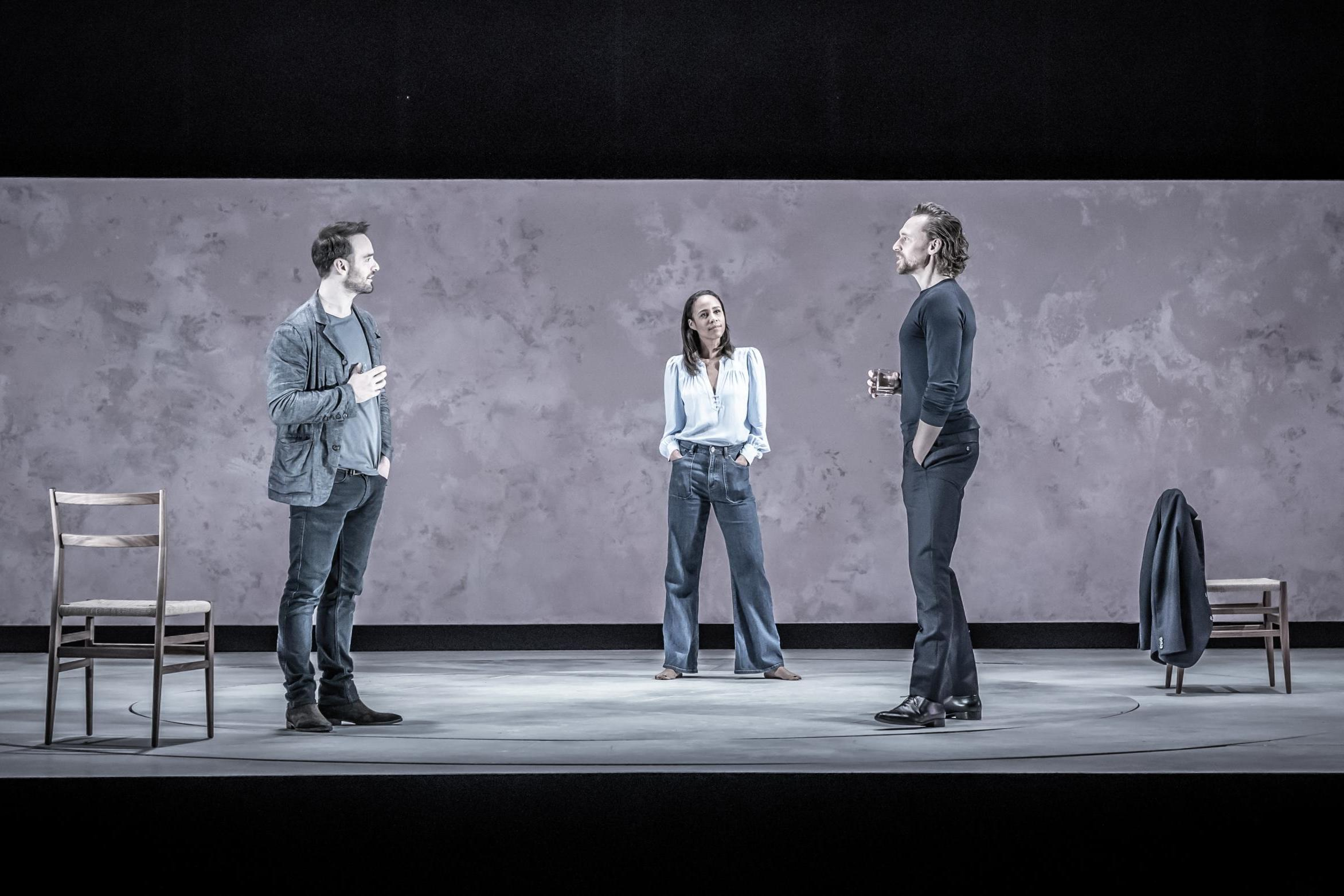 Betrayal review, Harold Pinter Theatre: Tom Hiddleston excels in searching Pinter revival