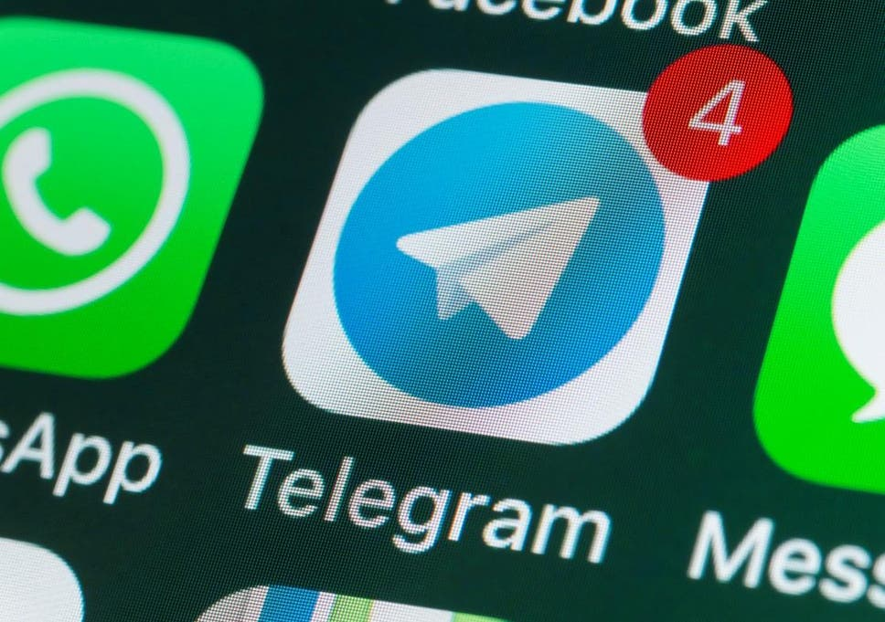 Telegram benefited from 14 hours of disruption to WhatsApp, Facebook and Instagram on Wednesday, 13 March