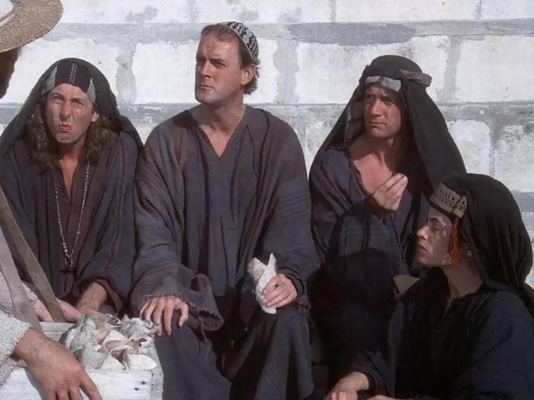 Monty Python's Life of Brian to return to cinemas for 40th