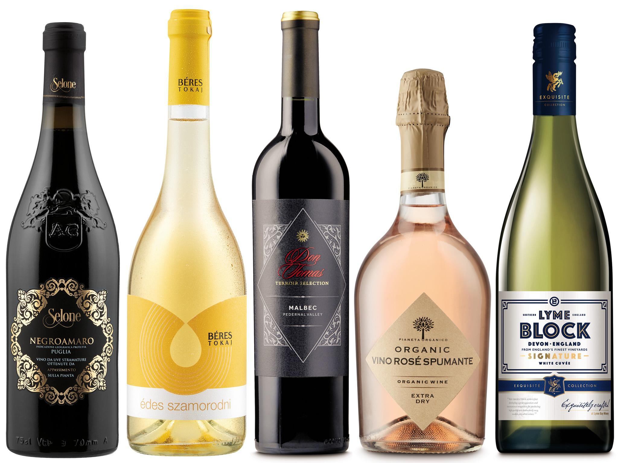 Wines of the week: 10 new budget wines 1