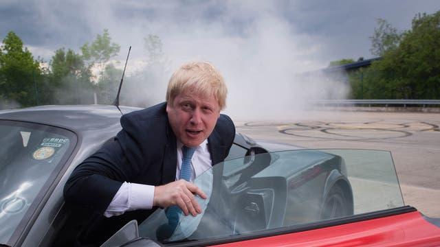 Boris Johnson led the VoteLeave campaign