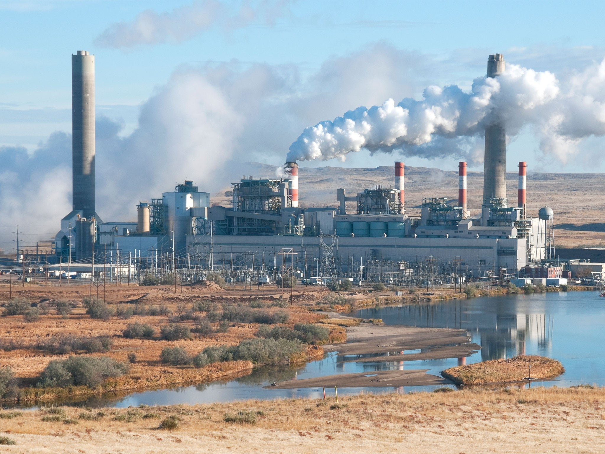 coal-fired power plants - latest news, breaking stories and comment