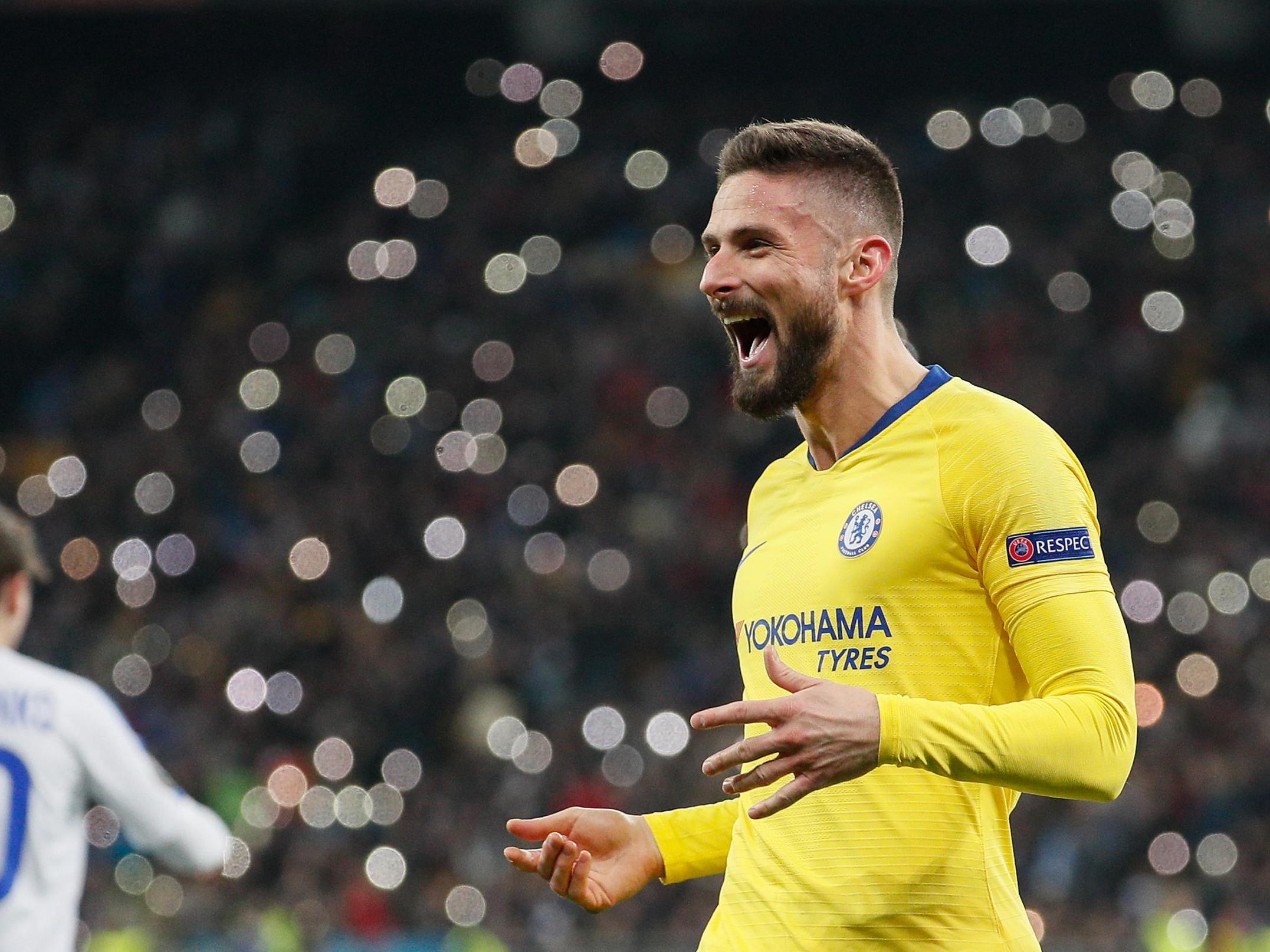 Dynamo Kyjev – Chelsea Facebook: Chelsea Brush Off Dynamo Kiev To Reach Europa League