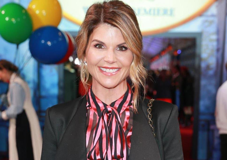 Lori Loughlin Hallmark Channel Drops Actor Amid College Admissions