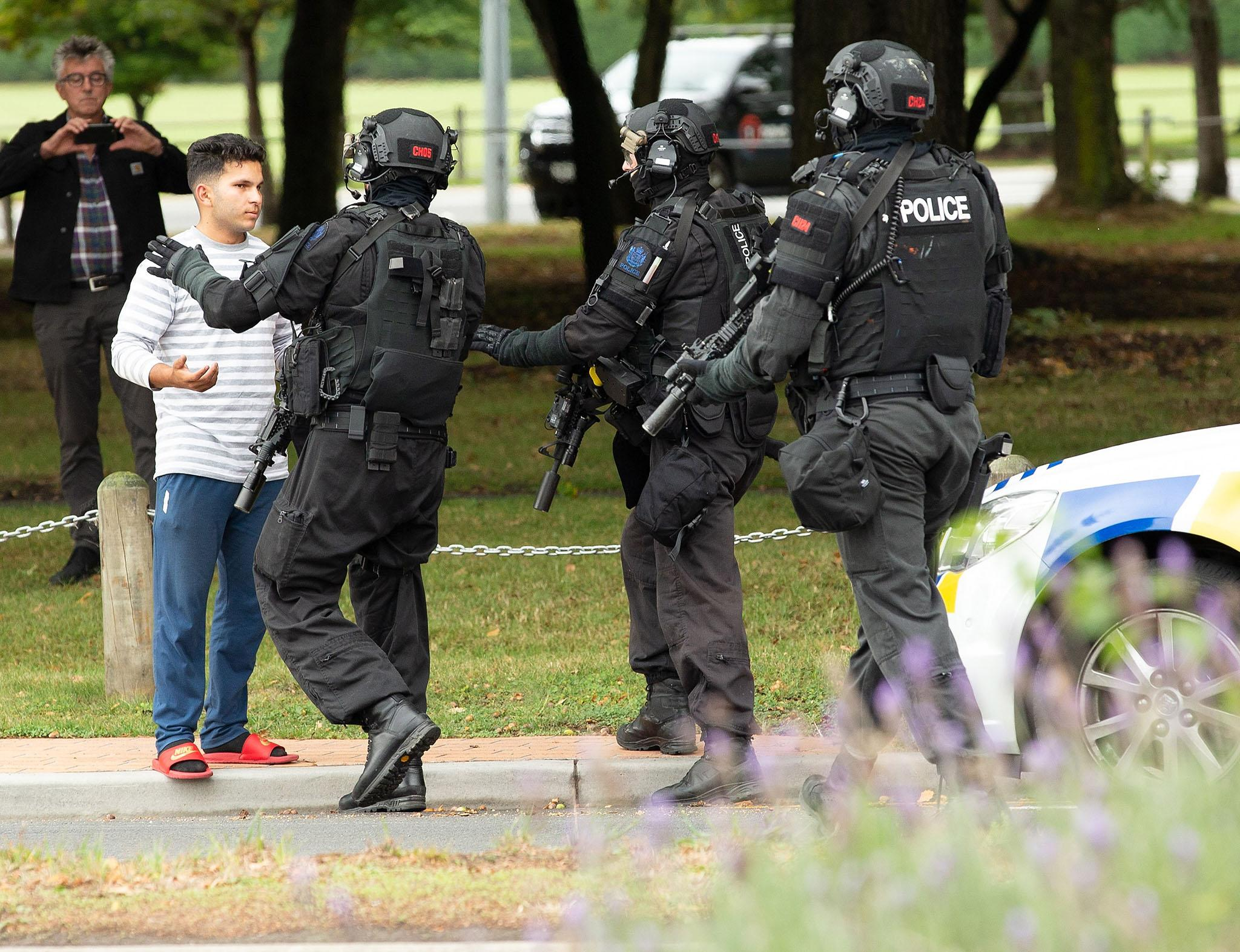 New Zealand attack - live updates: Suspected gunman appears in court