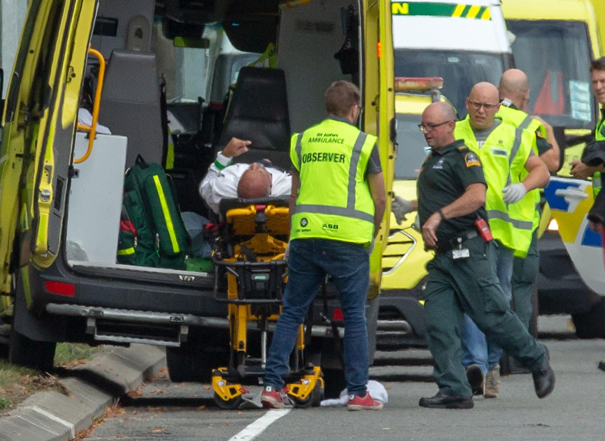 New Zealand attack video spreads across Twitter, YouTube and Reddit