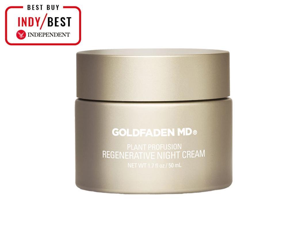 Best anti-ageing night creams to help skin cells regenerate