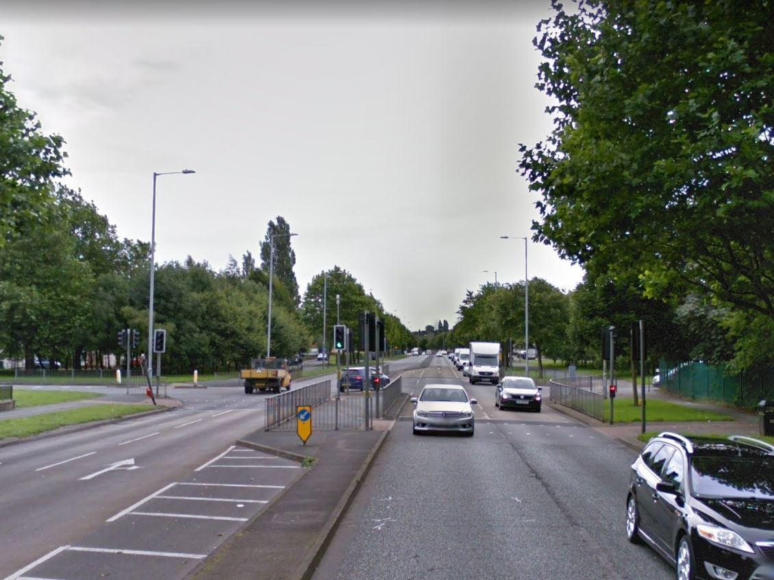 wolverhampton crash: two children killed after collision on