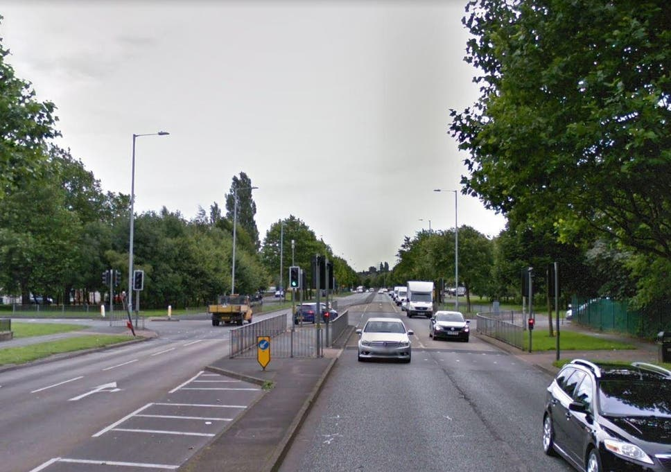 21a0961d9b4a6 Wolverhampton crash  Two children killed after collision on ...