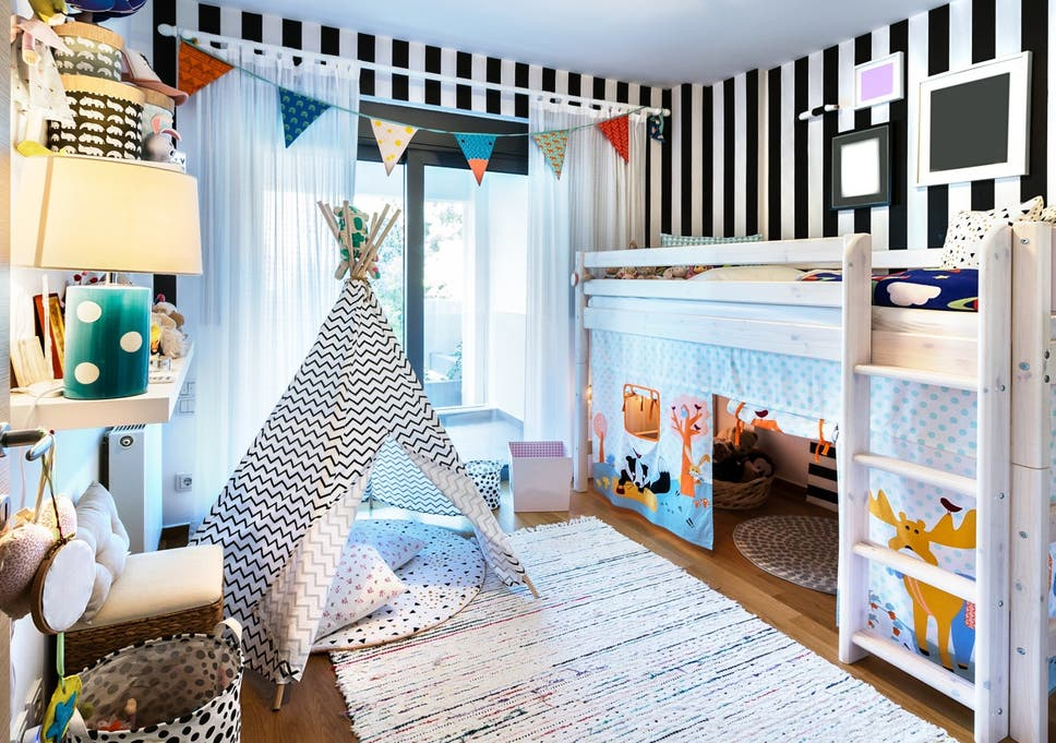 How to decorate a gender-neutral children\'s bedroom | The ...