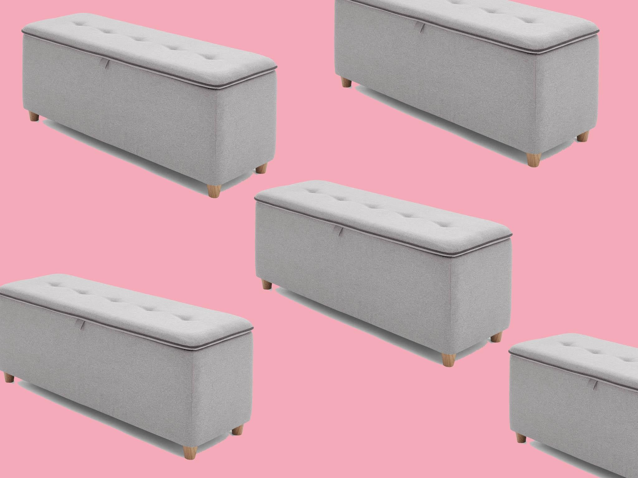 10 best seating storage solutions | the independent