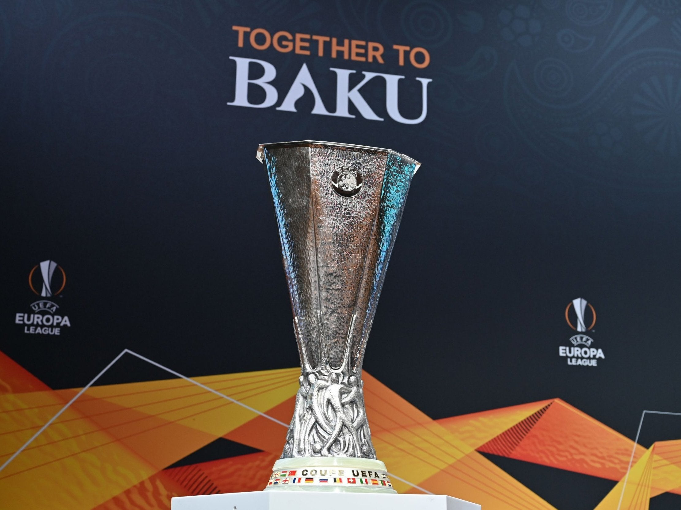 Europa League draw LIVE online: Arsenal and Chelsea learn