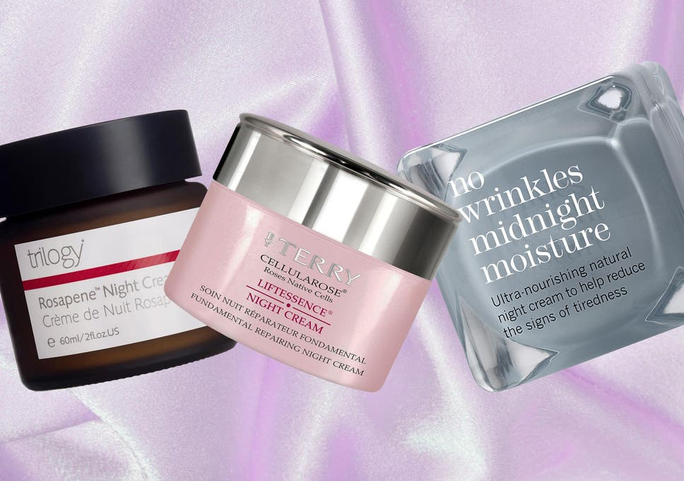 Best anti-ageing night creams to help skin cells regenerate