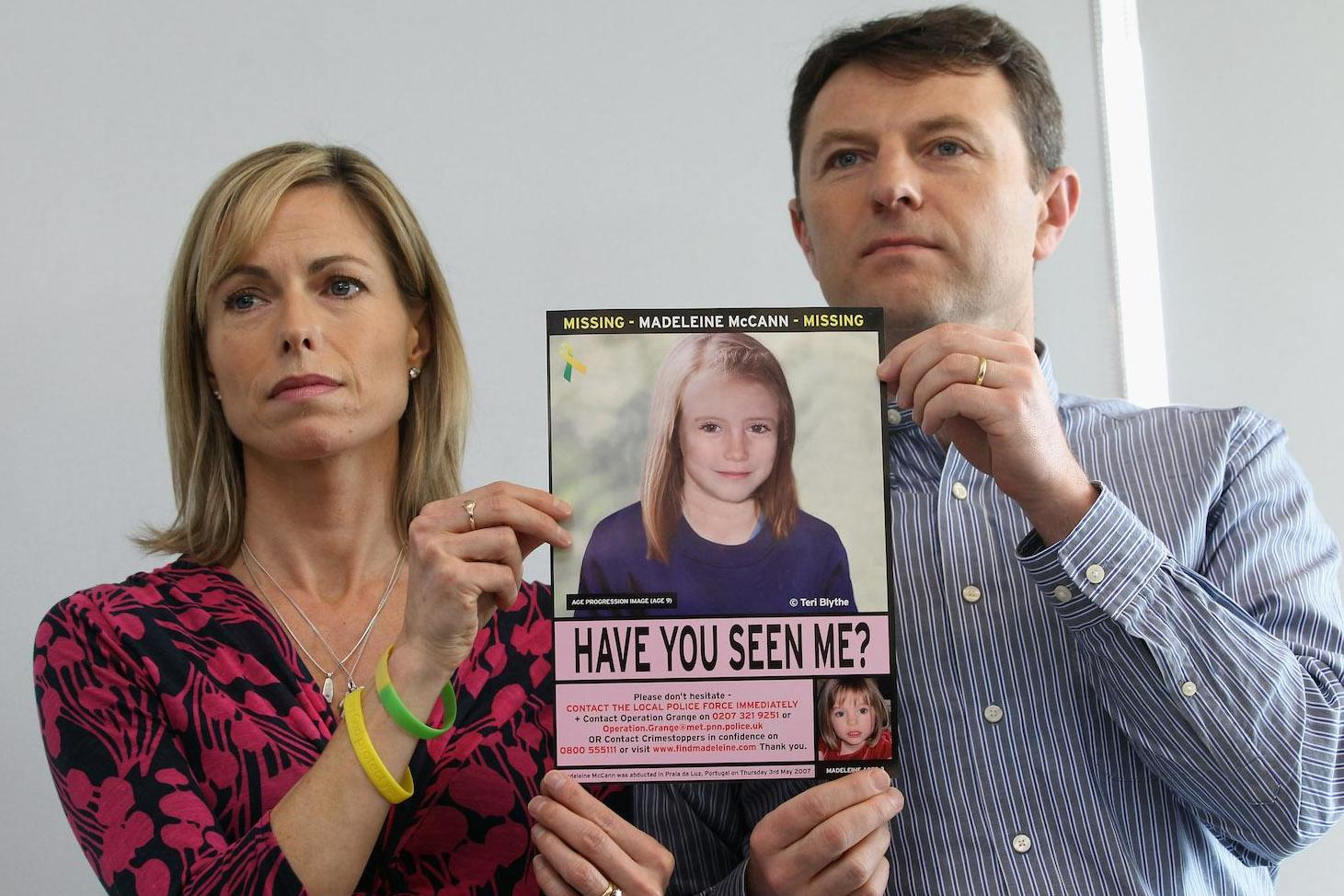 Netflix's The Disappearance of Madeleine McCann: Has our growing obsession with true crime gone too far?