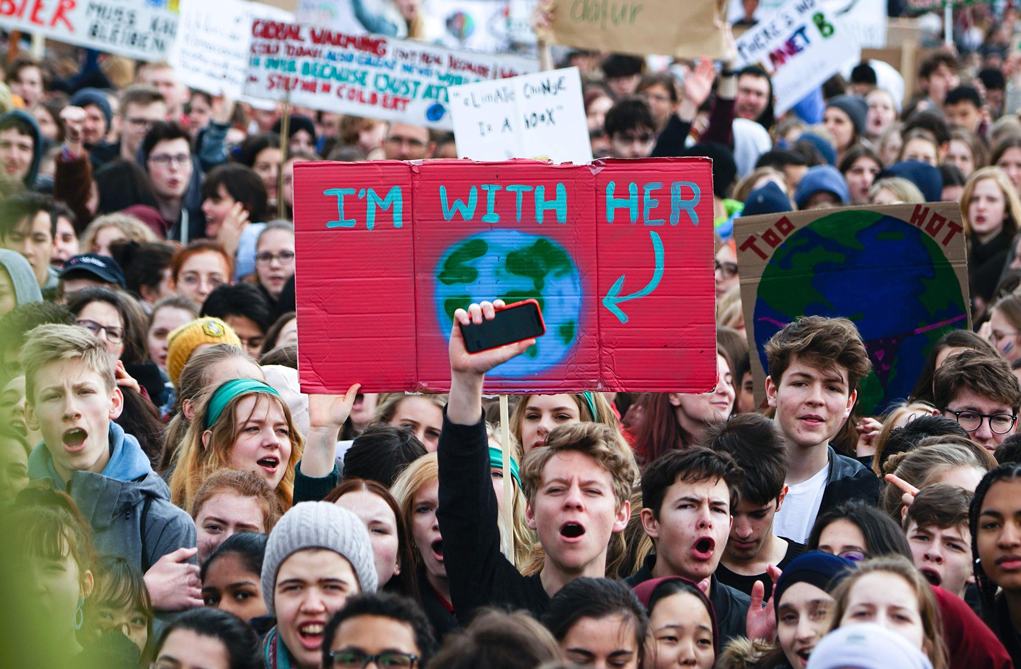 Ahead of the next climate strikes, this is how teachers can support their pupils and mobilise for action