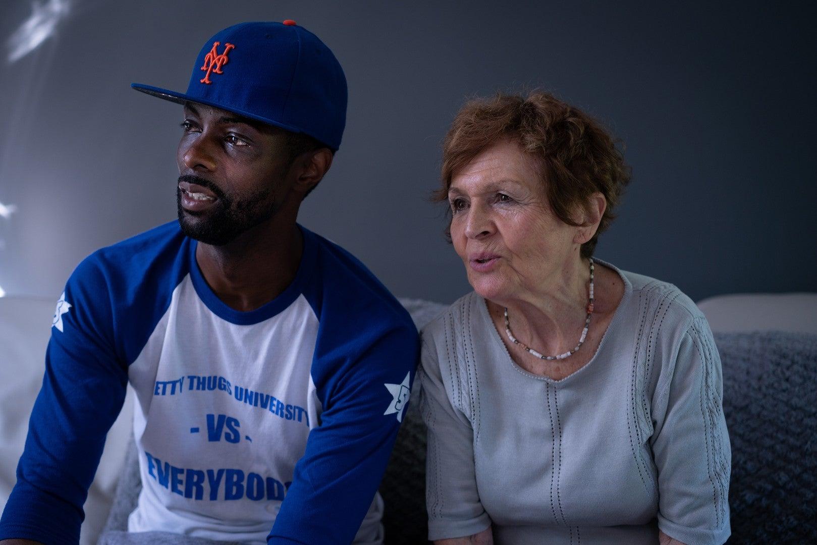 Janine Webber: The Holocaust survivor fighting prejudice through hip hop