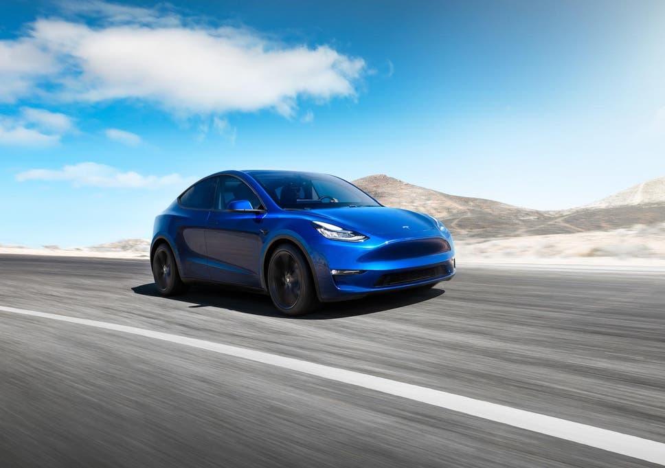 New Tesla Model Y completes joke that Elon Musk has been