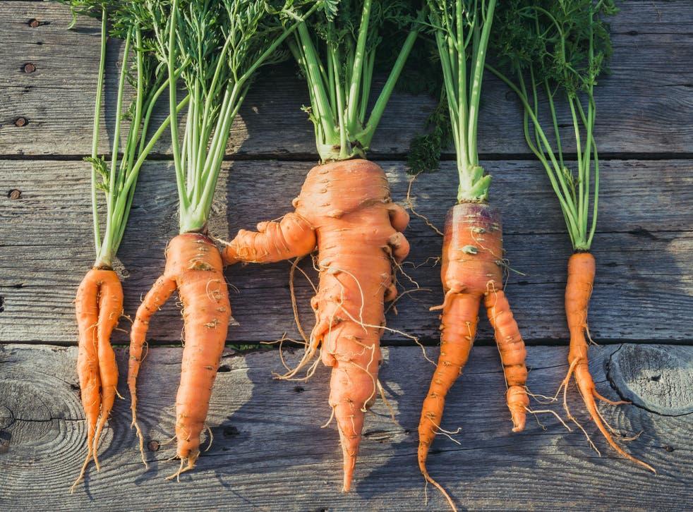 Sales of 'wonky veg' have risen in recent years