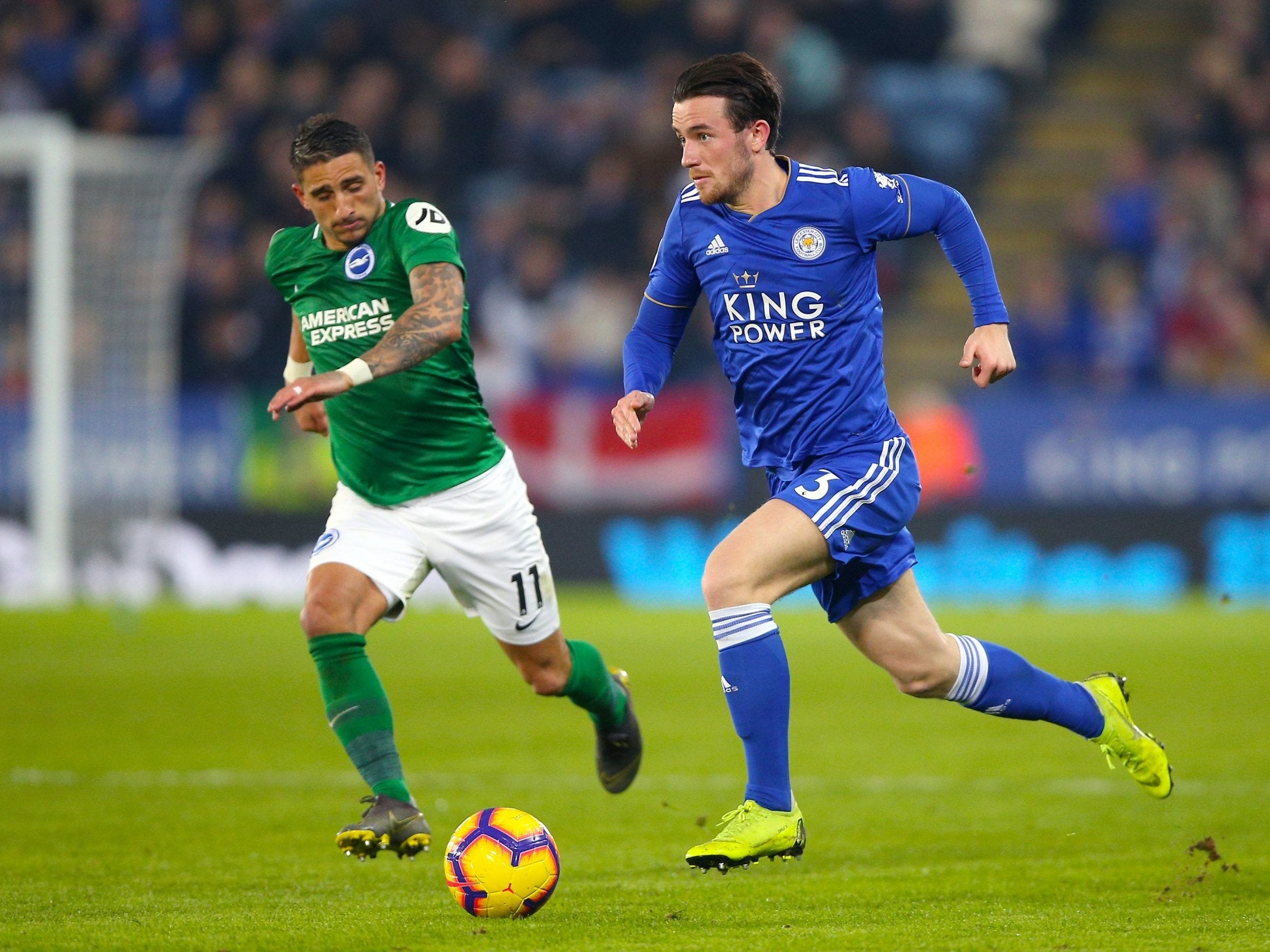 Leicester City: Brendan Rodgers sends message to Man City over transfer target Ben Chilwell