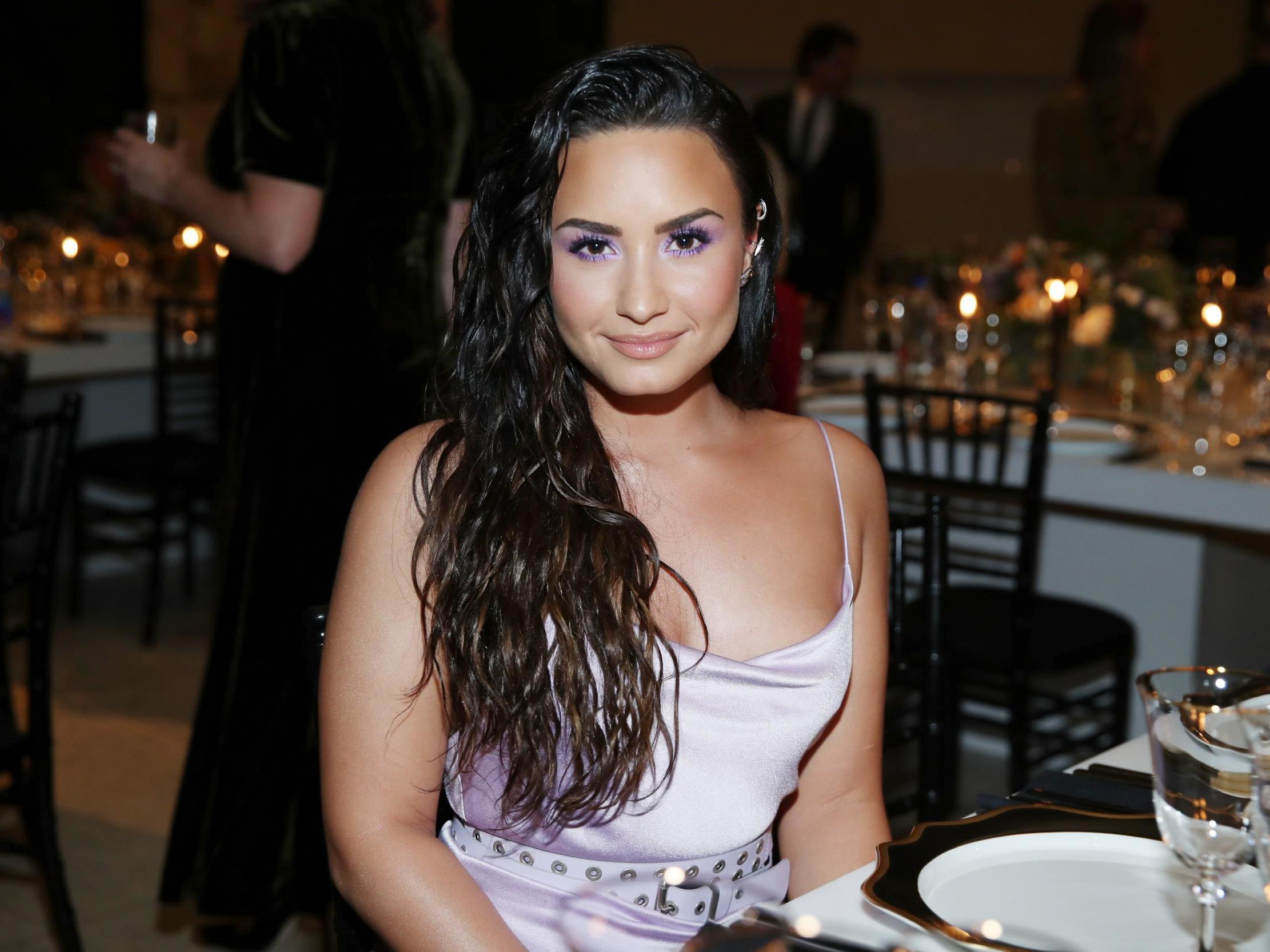 Demi Lovato on a 'Binger' Night Before Overdose and Had ...