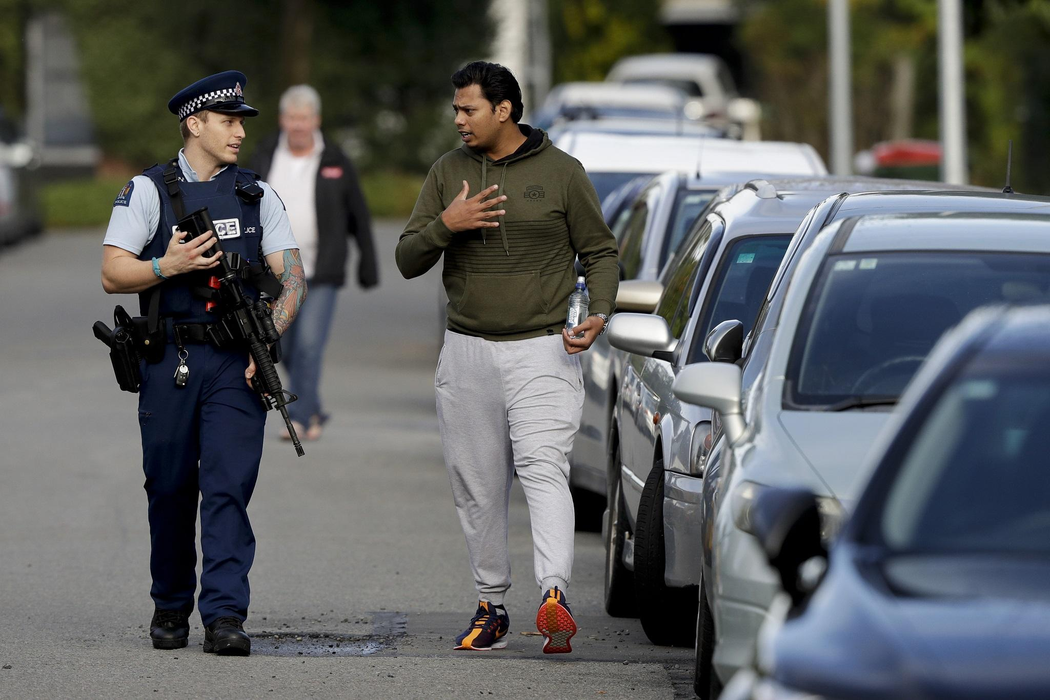 New Zealand shooting suspect 'complains about prison