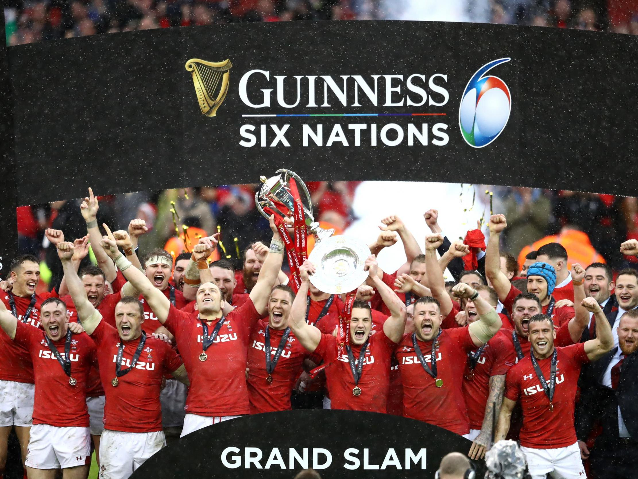 d0699e9b8b2 Six Nations fixtures: Friday nights scrapped for 2020 and 2021 as Wales  begin title defence against Italy | The Independent