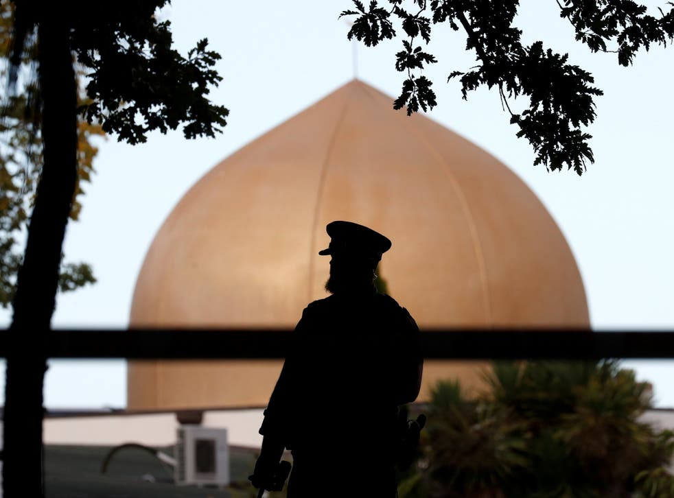 <p>The Masjid Al Noor mosque in Christchurch, 51 people were killed in 2019 </p>