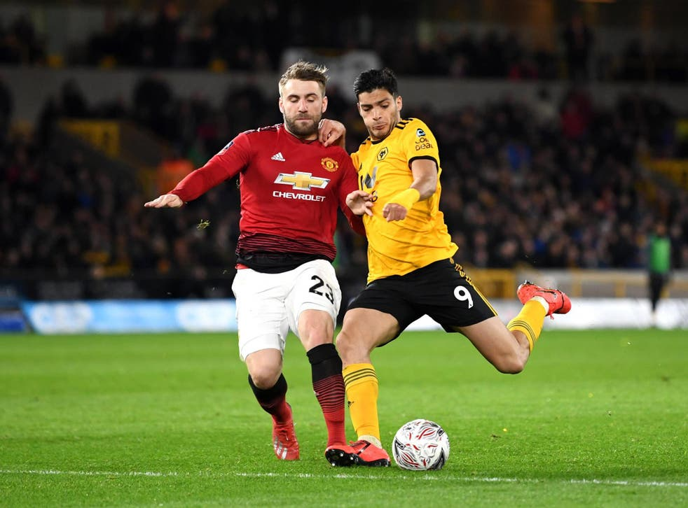 Wolves Vs Manchester United Player Ratings Raul Jimenez And Diogo Jota Fire Hosts To Fa Cup Win The Independent The Independent