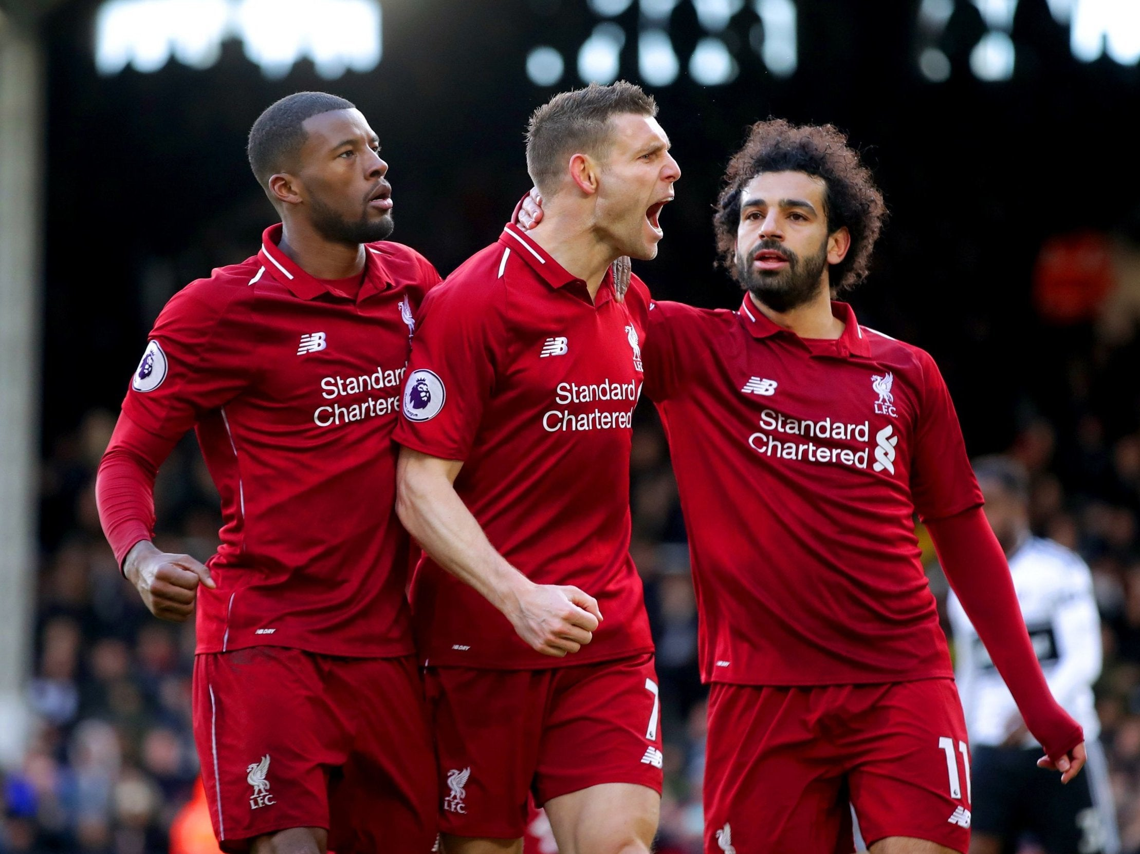Fulham Vs Liverpool Result Five Things We Learned As Reds Return To The Top Of The Premier League The Independent The Independent