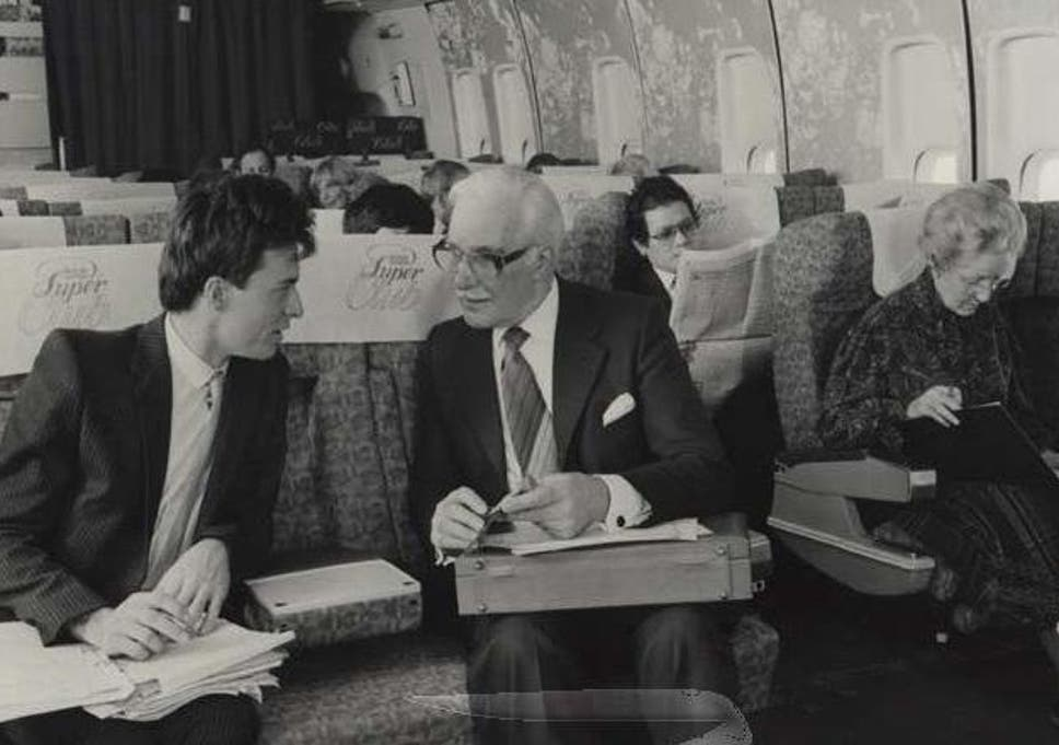A brief history of British Airways' Club World business