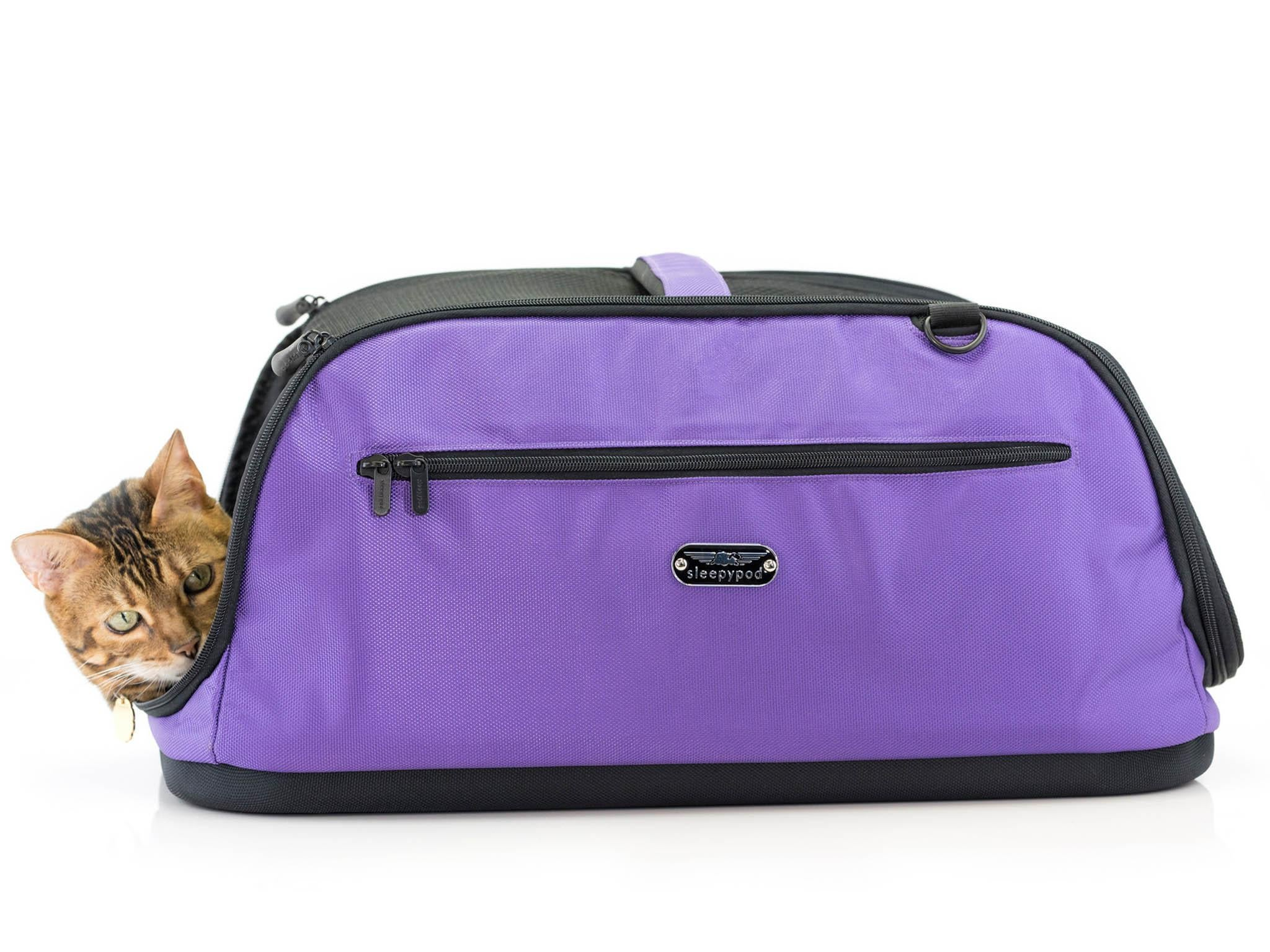 dc245258b20e 10 best cat carriers | The Independent